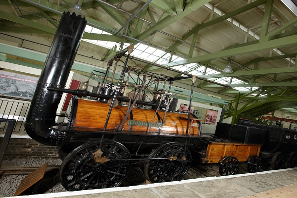Head of Steam Attractions