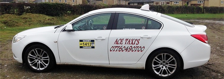 Ace Taxis of Barnard Castle